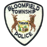 Bloomfield Township Police Department, Michigan