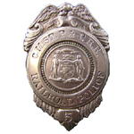 Chicago, Milwaukee and St. Paul Railroad Police Department, RR