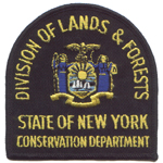New York State Department of Conservation - Division of Lands and Forests, NY