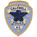 Caldwell Police Department, KS