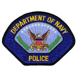 United States War Department - Naval Civilian Police, US