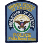 United States Department of Defense - Philadelphia Naval Base Police, US