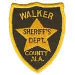 Walker County Sheriff's Office, AL