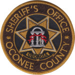 Oconee County Sheriff's Office, GA