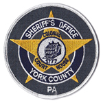 York County Sheriff's Office, PA