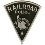 Jersey Central Railroad Police Department, RR