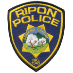 Ripon Police Department, CA