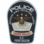 United States Department of Defense - Pentagon Force Protection Agency, US
