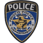 Frisco Police Department, TX