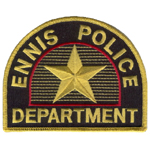 Ennis Police Department, TX
