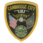 Cambridge City Police Department, IN