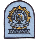 Westchester County District Attorney's Office, NY
