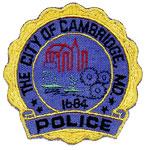 Cambridge Police Department, MD