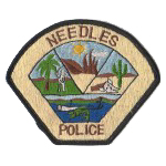 Needles Police Department, CA