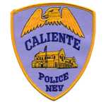 Caliente Police Department, Nevada