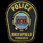 Smithfield Police Department, VA