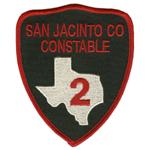 San Jacinto County Constable's Office - Precinct 2, TX