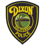 Dixon Police Department, CA