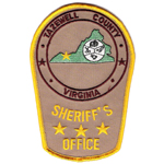 Tazewell County Sheriff's Office, VA