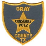 Gray County Constable's Office - Precinct 2, TX