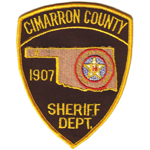 Cimarron County Sheriff's Office, OK