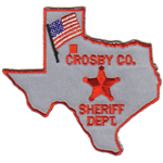 Crosby County Sheriff's Office, TX