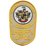 Halifax County Sheriff's Office, VA