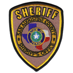 San Augustine County Sheriff's Office, TX