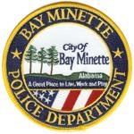 Bay Minette Police Department, AL