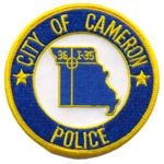 Cameron Police Department, MO