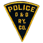 Chesapeake and Ohio Railroad Police Department, RR