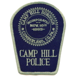 Camp Hill Borough Police Department, PA