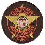 Montgomery County Sheriff's Office, GA