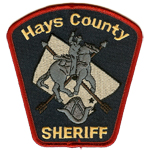 Hays County Sheriff's Department, TX