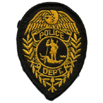 Toms Creek Police Department, VA