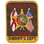 Franklin County Sheriff's Office, AL