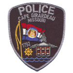 Cape Girardeau Police Department, MO