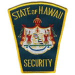 Hawaii Department of Public Safety - State Security Division, HI