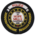 Hope Mills Police Department, NC