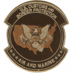 United States Department of Homeland Security - Customs and Border Protection - Air and Marine, US