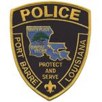 Port Barre Police Department, LA