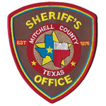Mitchell County Sheriff's Office, TX