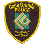 Casa Grande Police Department, AZ