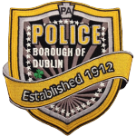 Dublin Borough Police Department, PA