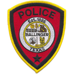 Ballinger Police Department, TX