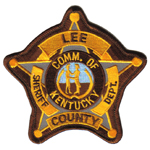 Lee County Sheriff's Office, KY