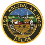 Walton Police Department, KY