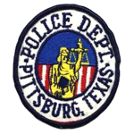Pittsburg Police Department, TX