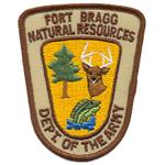 United States Department of Defense - Fort Bragg Conservation Law Enforcement, US