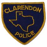 Clarendon Police Department, TX
